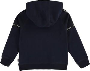 Granatowa bluza dziecięca Little Marc Jacobs