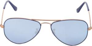 Ray-ban okulary przeciwsłoneczne 'junior aviator'