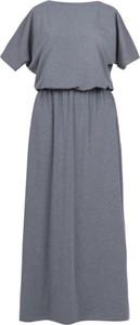 Sukienka Kasia Miciak design z krótkim rękawem maxi