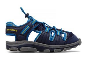 Granatowe buty dziecięce letnie New Balance