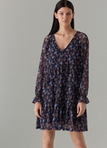 c5b2716625343 Niebieskie sukienki mini