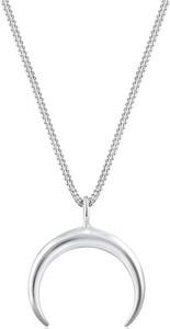 Elli Srebrny naszyjnik z zawieszką - dł. 45 cm