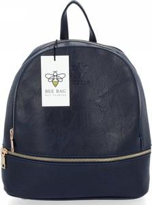 Granatowy plecak Bee Bag