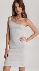 Sukienka Renee dopasowana w stylu casual na ramiączkach