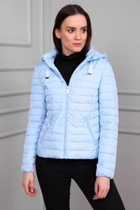 Niebieska kurtka modoline