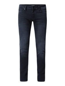 Granatowe jeansy Jack & Jones