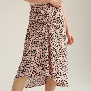 spódnica bombka w kwiaty stylowo i modnie z Allani