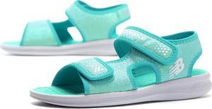 Błękitne buty New Balance
