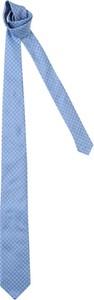 Krawat Hugo Boss z jedwabiu