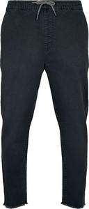 Czarne spodnie sportowe Emp