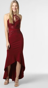 Czerwona sukienka Lipsy maxi