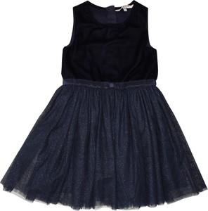 Granatowa sukienka dziewczęca Review For Kids