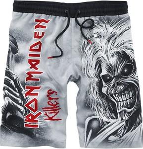Kąpielówki Iron Maiden