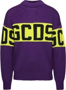 Sweter Gcds z wełny