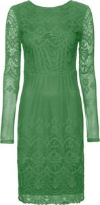 Sukienka bonprix BODYFLIRT boutique z długim rękawem