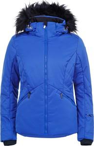 Niebieska kurtka Icepeak krótka w stylu casual