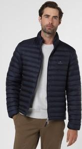 Niebieska kurtka Gant