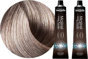 L'Oreal Paris Loreal Majirel Cool Cover | Zestaw: trwała farba do włosów o chłodnych odcieniach - kolor 8.1 jasny blond popielaty 2x50ml - Wysyłka w 24H!