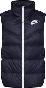 Granatowa kamizelka Nike Sportswear w sportowym stylu krótka