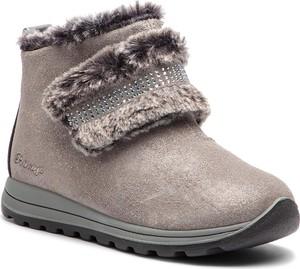 Buty dziecięce zimowe Primigi ze skóry