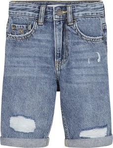 Spodenki dziecięce Calvin Klein z jeansu