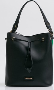 Czarna torebka Monnari na ramię