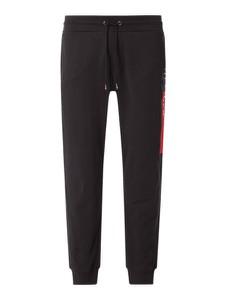 Czarne spodnie Tommy Hilfiger Big & Tall