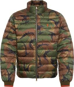 Kurtka POLO RALPH LAUREN z tkaniny w militarnym stylu