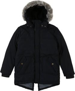Czarna kurtka dziecięca Esprit