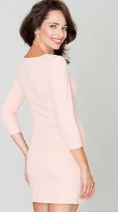 Sukienka Katrus w stylu casual dopasowana mini