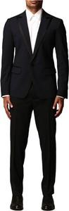 Czarny garnitur Dsquared2