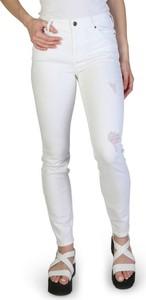 Jeansy Armani Exchange z bawełny w stylu casual