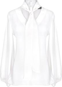 Bluzka Kasia Zapała z dekoltem w kształcie litery v