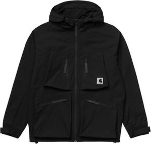 Czarna kurtka Carhartt WIP w stylu casual