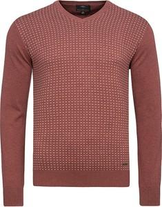 Sweter Fynch Hatton z bawełny w stylu casual