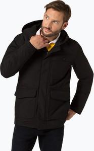Czarna kurtka Elvine w stylu casual