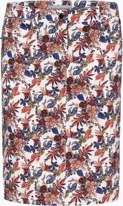 Spódnica Apriori mini w stylu boho