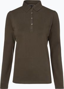 Marie Lund - Damska koszulka polo, zielony