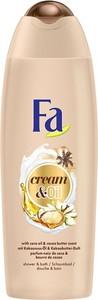 Fa, Cream & Oil Shower Cream, kremowy żel pod prysznic, Cacao Butter & Coco Oil, 750 ml