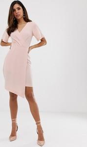 Sukienka Closet asymetryczna