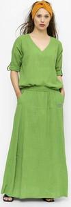 Zielona spódnica Freeshion midi