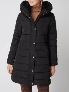 Esprit Płaszcz pikowany z kapturem