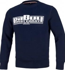 Bluza Pit Bull West Coast z bawełny w młodzieżowym stylu