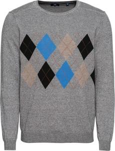 Sweter Tom Tailor w geometryczne wzory