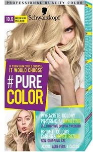 SCHWARZKOPF_#Pure Color farba do włosów w żelu trwale koloryzująca 10.0 Anielski Blond