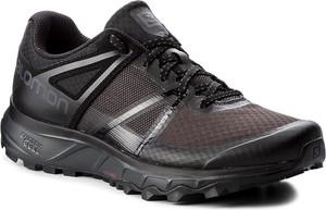Buty sportowe Salomon ze skóry ekologicznej