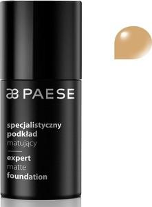 PAESE, Artist Expert, specjalistyczny podkład matujący, 503 Złoty Beż, 30 ml