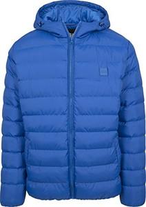Niebieska kurtka urban classics
