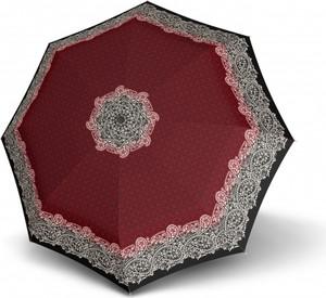 Czerwony parasol Doppler