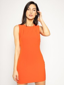 Sukienka Guess dopasowana mini